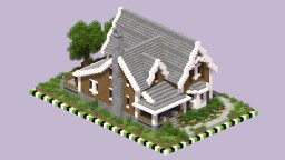 Cozy Victorian Minecraft Map & Project