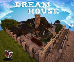 My Dream House Minecraft Map & Project