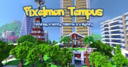 Pixelmon Tempus Minecraft Map & Project