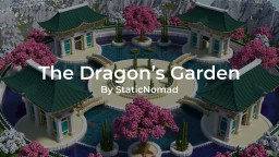 The Dragon's Garden Minecraft Map & Project