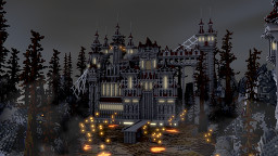The Lost Castle Minecraft Map & Project