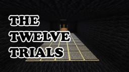 The Twelve Trials Minecraft Map & Project