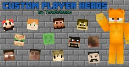 Minecraft Custom Player Heads Minecraft Blog