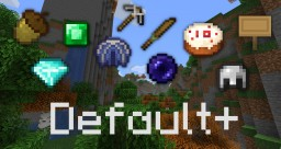 Default+ Minecraft Texture Pack