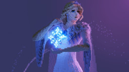 Snow Queen Minecraft Map & Project