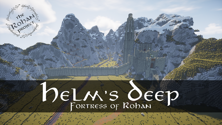 Helm's Deep, fortress of Rohan