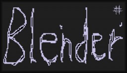 Blender - Minecraft Horror Map Minecraft Map & Project