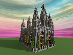 Medieval Tiltyard (Jousting Arena) v2.0 Minecraft Map & Project