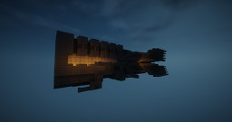 """Spacecraft """"Coldheart"""" Minecraft Map & Project"""