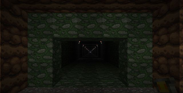 This is the surface entrance to the Mines