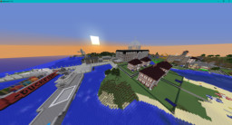 Lewarde - Havenord's Capital Minecraft Map & Project