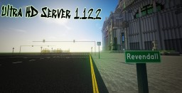 Ultra HD 1.12.2 Server Minecraft Map & Project