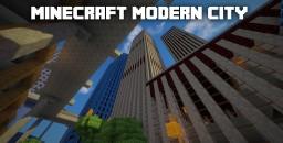 Minecraft Modern City Minecraft Map & Project