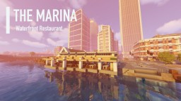 The Marina Restaurant Minecraft Map & Project