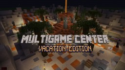 MultiGame Center - Vacation Edition - minigame map 1.14.4 Minecraft Map & Project