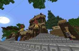 Spawn Freebuild - Creative (FREE DOWNLOAD) Minecraft Map & Project