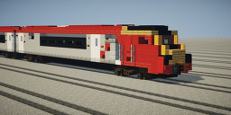 Class 220 Voyager Minecraft Map & Project