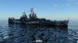 USS Baltimore (CA-68) [Rebuild] Minecraft Map & Project