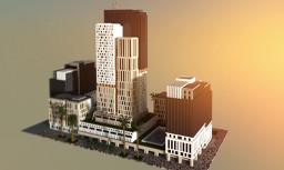 Wegner Skyscraper Minecraft Map & Project