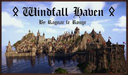 ᛟ Windfall Haven ᛟ Minecraft Map & Project