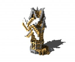 Nordic - Medieval Windmill Minecraft Map & Project
