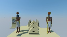 God is Thoth Minecraft Map & Project
