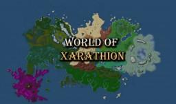 Xarathion: 20k x 20k Custom Map Minecraft Map & Project