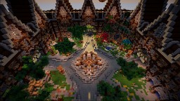 Spawn PvP/Faction (FREE DOWNLOAD) Minecraft Map & Project