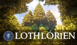Lothlórien Minecraft Map & Project